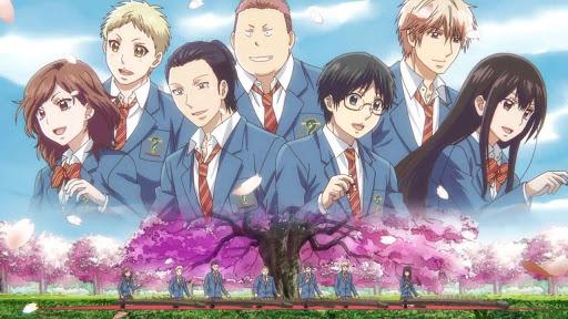 Review Anime Kono Oto Tomore