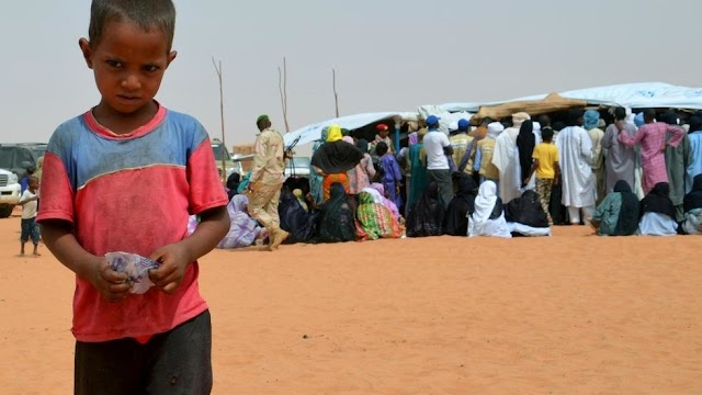 UN says children are increasingly more sufferers of brutal Sahel violence