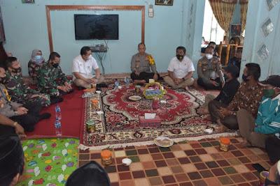 Berkunjung Ke Kerinci, Kapolda Jambi Silaturahmi Bersama Masyarakat Bukit Karman