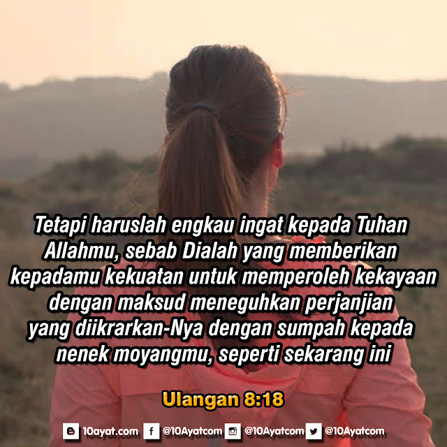 Ulangan 8:18