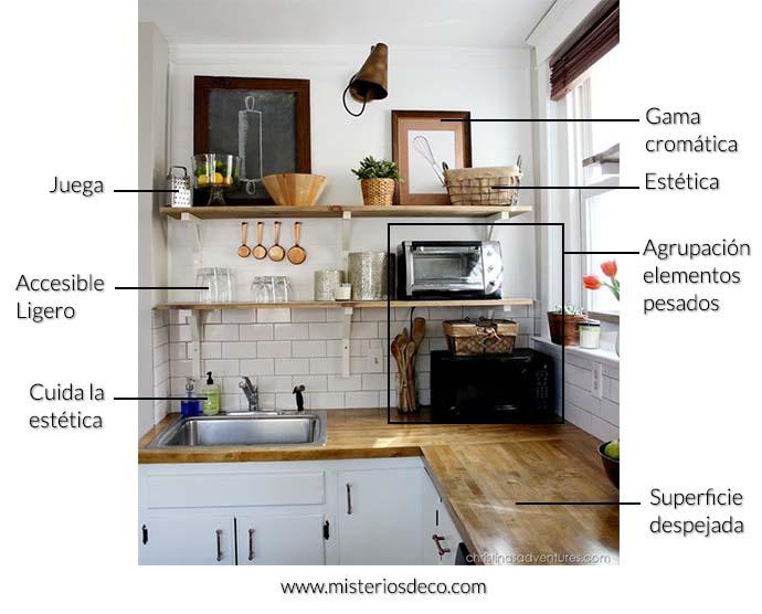 ordenar la cocina ordenar la casa