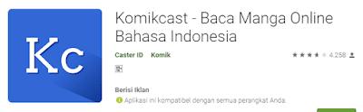 Aplikasi Baca Komik Dan Manga Berbahasa Indonesia