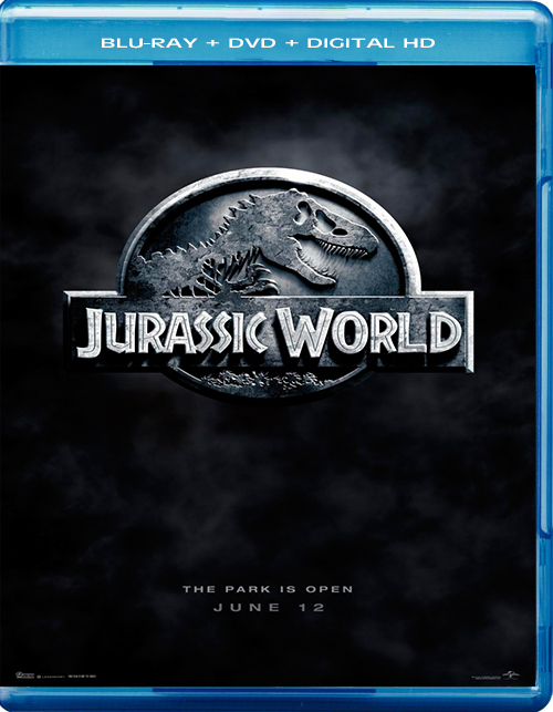 Jurassic World [2015] [DVDR – BD] [NTSC] [Latino] [Remasterizado]