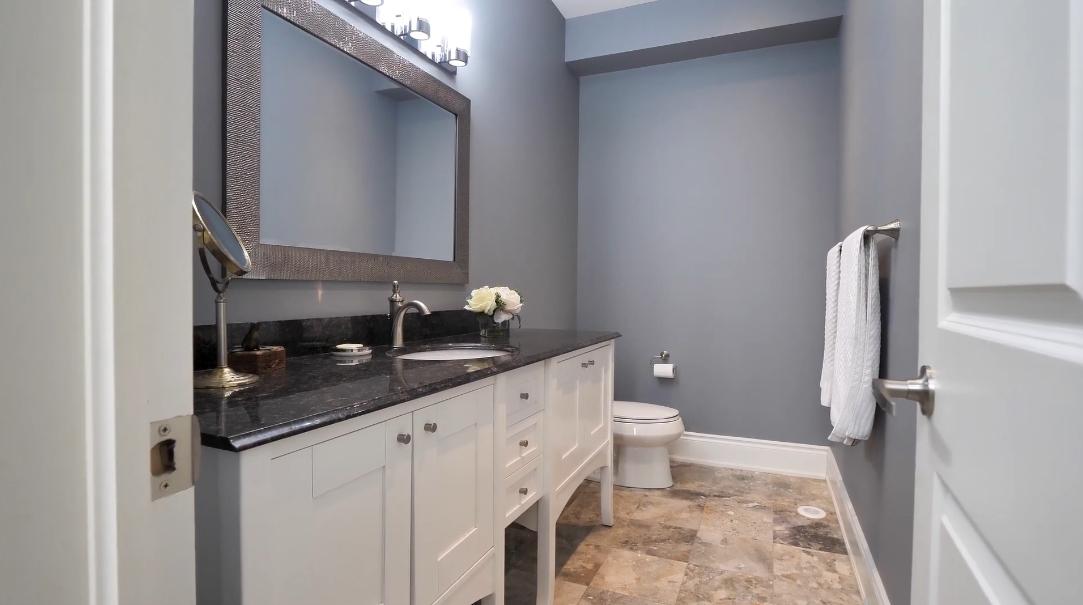 26 Interior Design Photos vs. 150 Rebecca St, Oakville, ON Luxury Townhome Tour