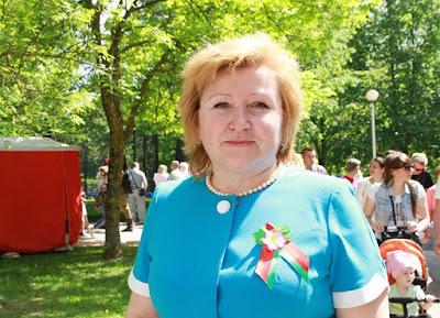 Татьяна Колядко - Московскій район Минска