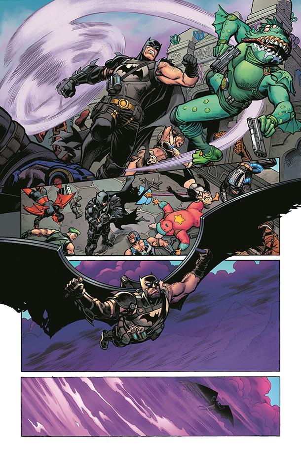 Batman/Fortnite: Zero Point #3 - 3
