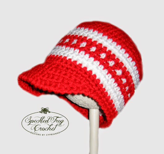 Peppermint Newsboy Cap