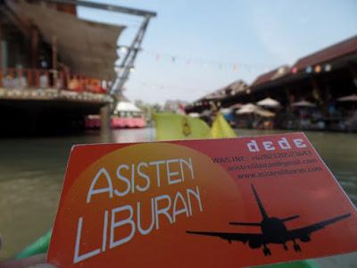 cara ke  Pattaya Floating Market dari Bangkok