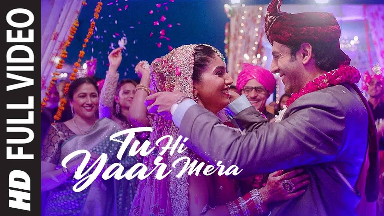 Tu Hi Yaar Mera lyrics in Hindi