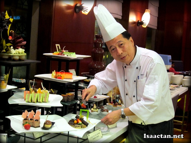 Executive Chef Yau