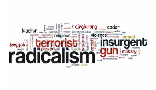 Radikalisme Kerap Dilekatkan ke Islam, Padahal Ini Faktanya