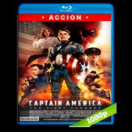 Capitán América: El primer vengador (2011) Full HD 1080p Audio Dual Latino-Ingles