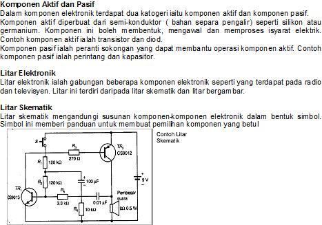 Bab 2 Elektronik