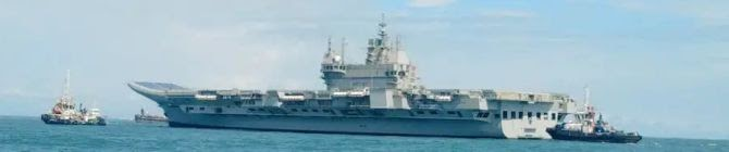 Why Aircraft Carriers Are Inalienable From India's Maritime Security?