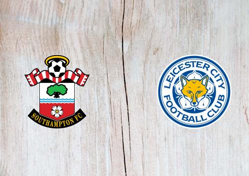 Southampton vs Leicester City -Highlights 30 April 2021