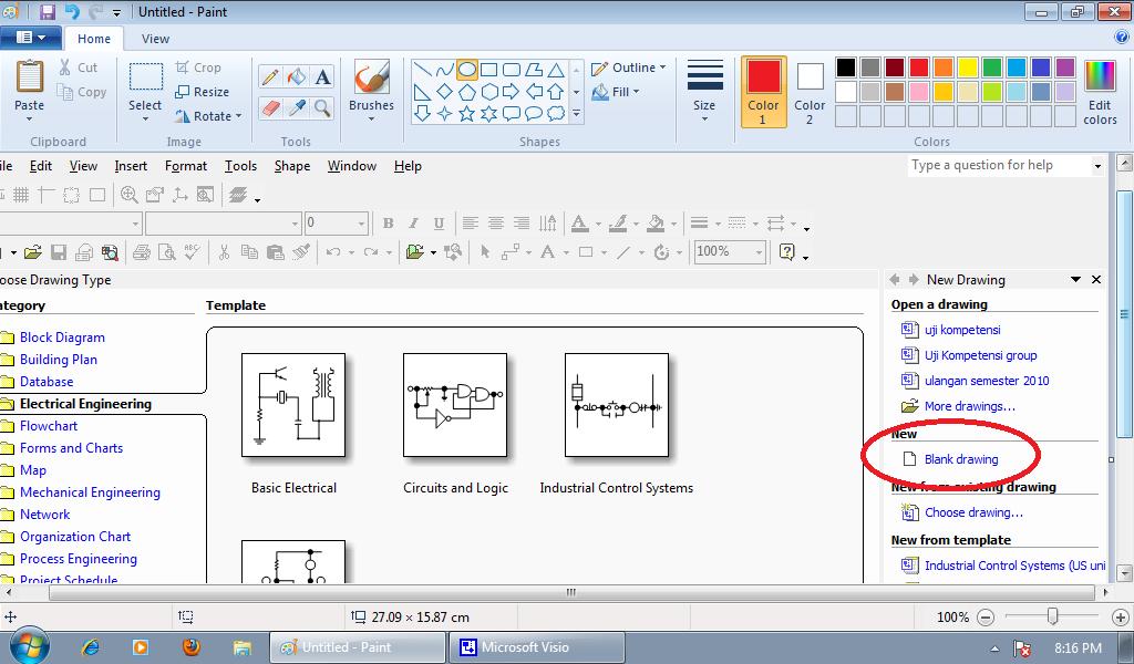 software untuk menggambar wiring diagram listrik