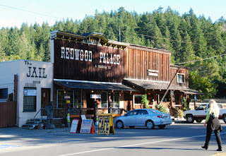 Miranda Cafe Miranda Avenue of the Giants California