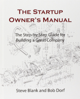 Startup Owner's Manual Book Image