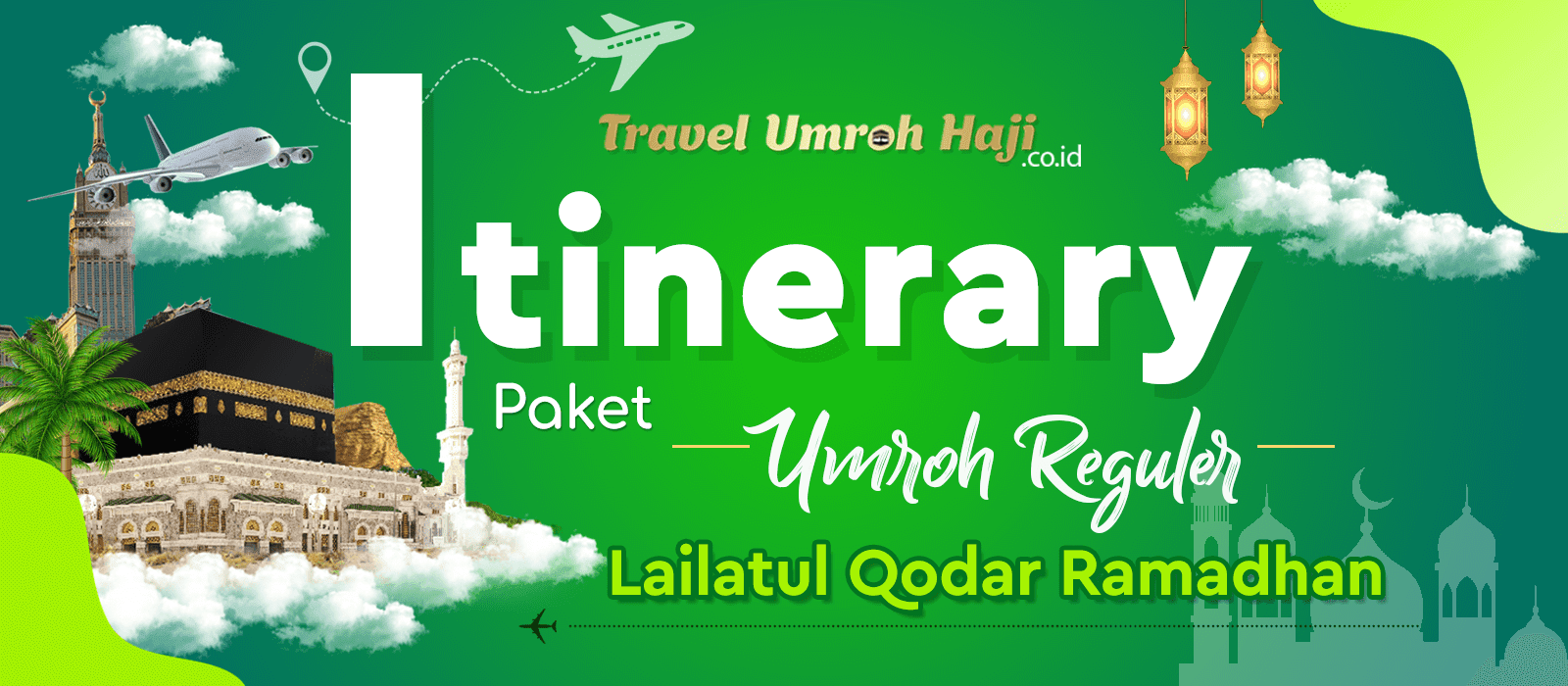Program Itinerary Umroh 12 Hari Lailatul Qodar Pertengahan Ramadhan Direct Madinah