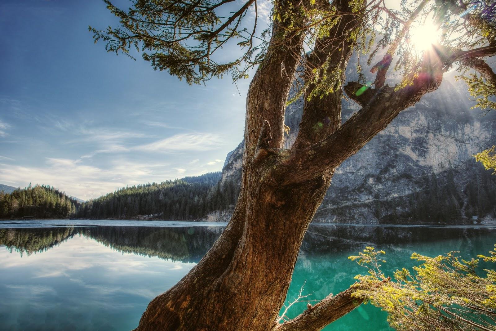 Wallpaper Gambar Pemandangan Alam Yang Indah Sekali Gambar