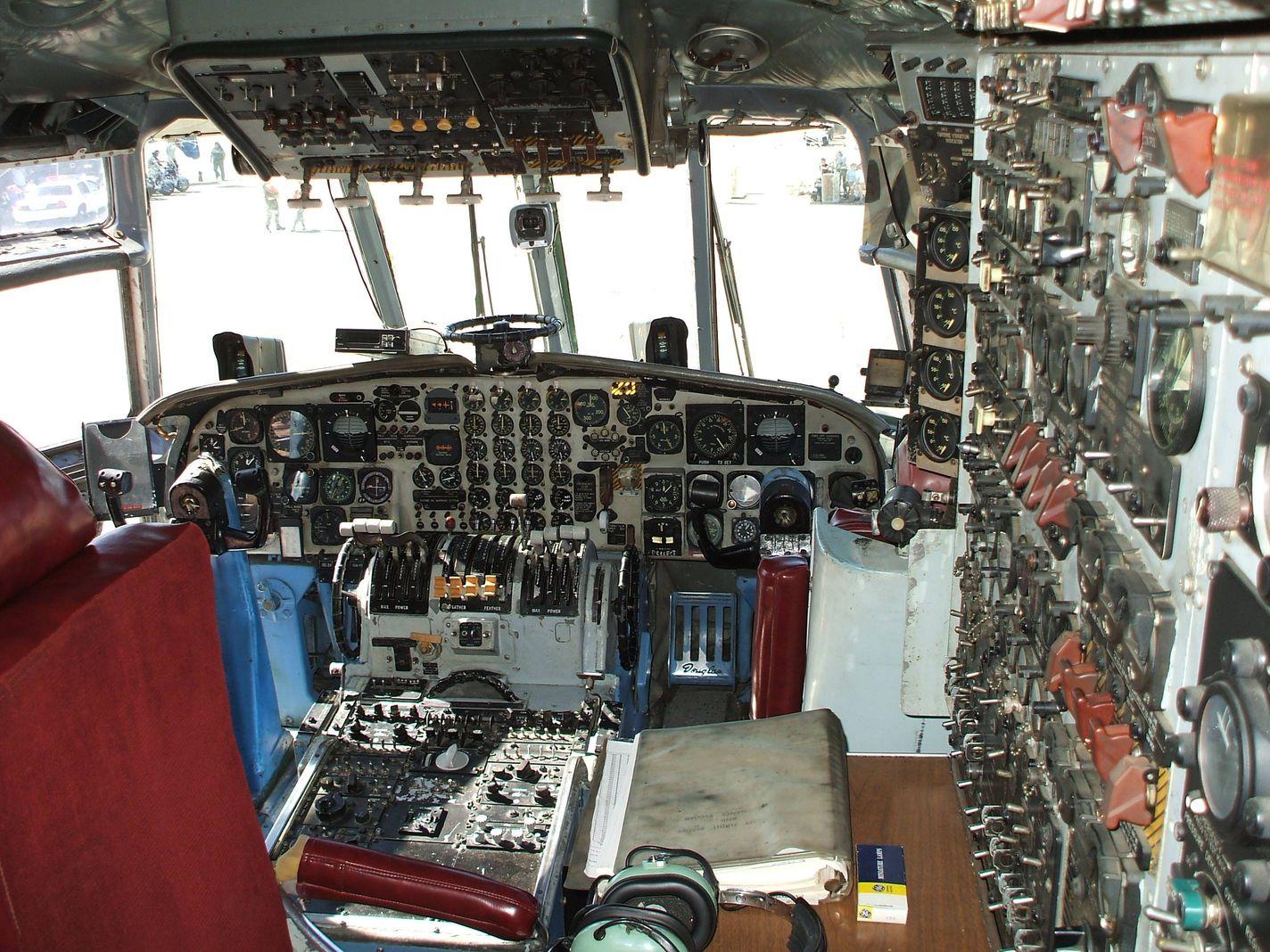 Hist Aero C 133 Quot Cargomaster Quot 1 2