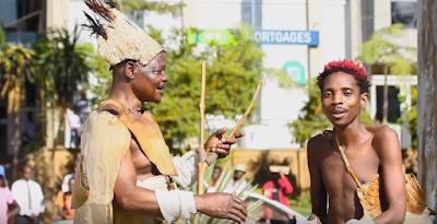 Eric Omondi - Handshake : Download Video