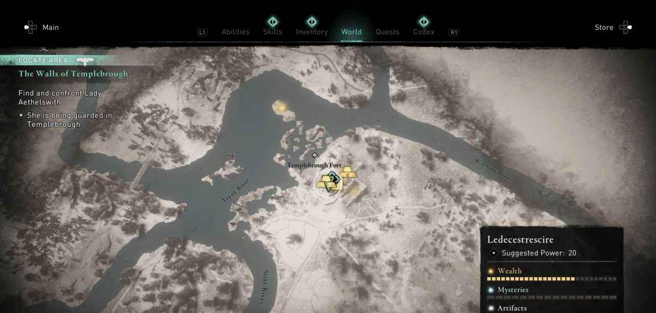 Ingot 23 Map 2