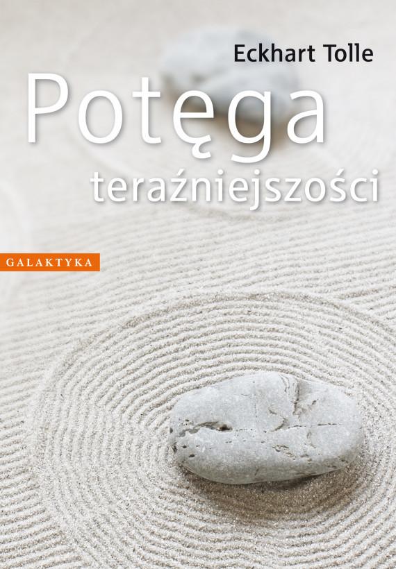 Agata czyta: Eckhart Tolle, Potęga teraźniejszości