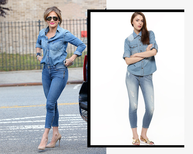 Pair Denim Shirt With Your Regular Jeans