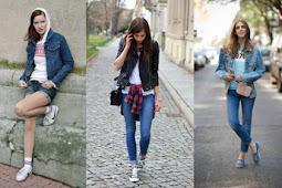 7 Bentuk  Fashion Item yang Dijamin Cocok untuk Cewek Tomboy