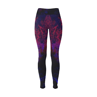 Gomagear Bold Workout Leggings