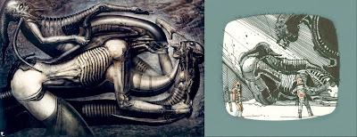 http://alienexplorations.blogspot.com/2011/01/space-jockey-evolution-from-gigers.html