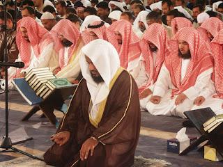 Sholat iftitah untuk tarawih...