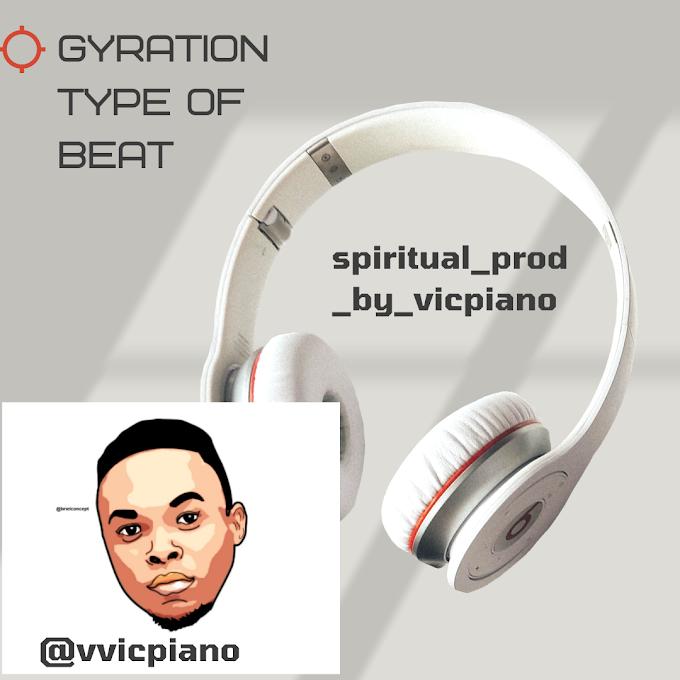 (Instrumental) spiritual prod by vicpiano
