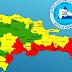 Coe Eleva a Ocho las provincias en alerta roja, 13 en amarilla y 10 en verde por Isaías