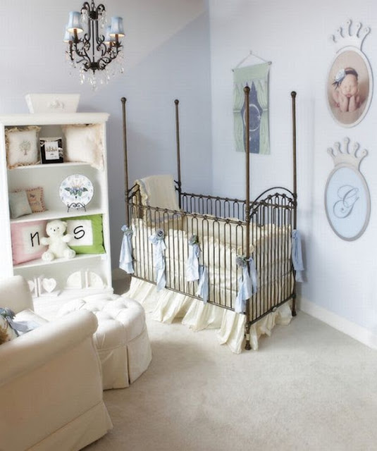 Dormitorios para bebes varones for Cuartos para ninas cuartos para ninas