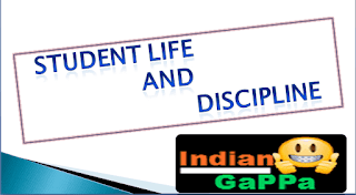 Student Life and Discipline