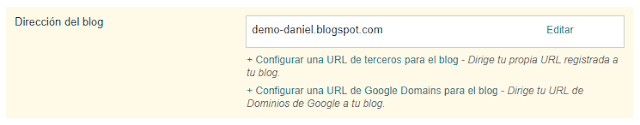 Configurar dominio google domains