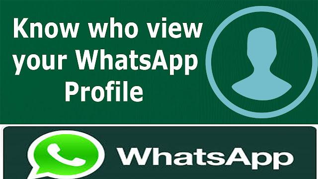 Bagaimana cara mengetahui orang yang sering membuka / mengintip status dan profil whatsapp (wa) kita?