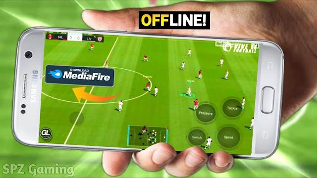 Vive Le Football Android Offline 300Mb Mod FTS 21 Best Graphics Apk+Obb