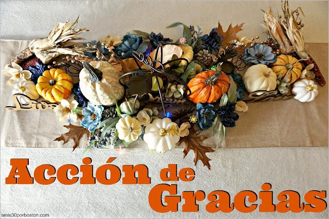 Cena de Acción de Gracias del 2019
