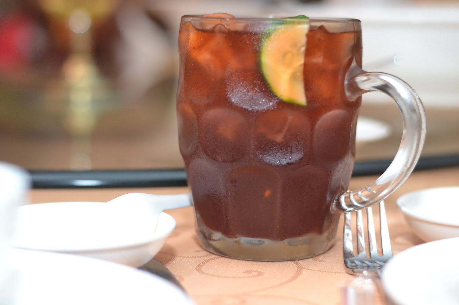 Nigerian Chapman Drink