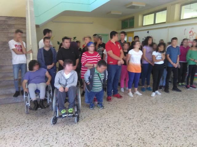Άσκηση ετοιμότητας σεισμού στο Ενιαίο Ειδικό Επαγγελματικό Γυμνάσιο-Λύκειο Αργολίδας