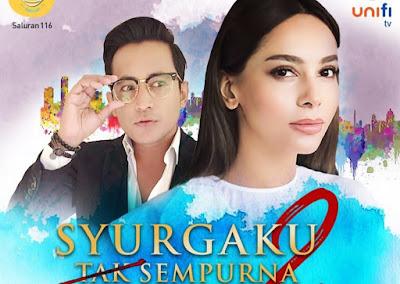 Sinopsis dan Senarai Pelakon Drama Syurgaku Tak Sempurna 2