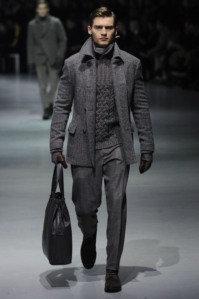 CORNELIANI'S MEN'S FALL/WINTER 2012-2013