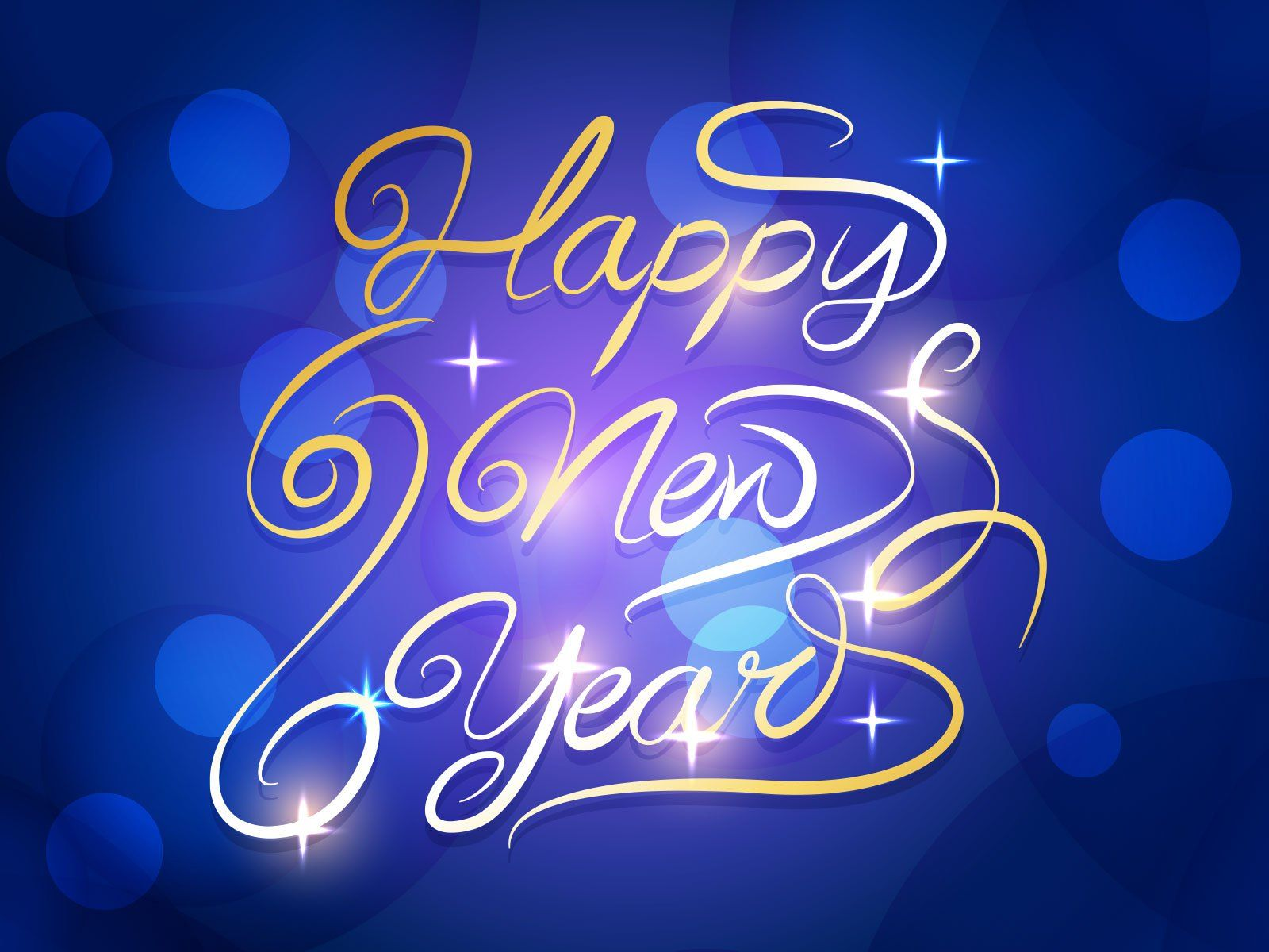 Happy new year HD laptop download