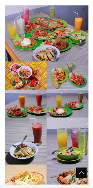 Variasi menu