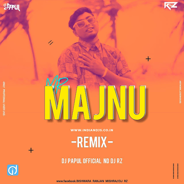 Mr Majnu Remix DJ PaPuL & DJ RZ bollywood dj song