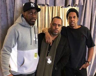 Jay-Z & Jaz-O Reunite At Chicago '4:44' Tour Stop after 30 years?