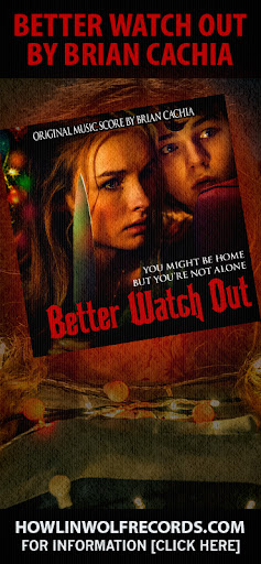 BETTER WATCH OUT by Brian Cachia